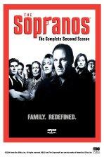소프라노스 시즌 2 [THE SOPRANOS: THE SECOND SEASON] 미국판 DVD