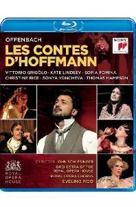 LES CONTES D'HOFFMANN/ EVELINO PIDO [오펜바흐: 호프만의 이야기 - 그리골로 & 피도]