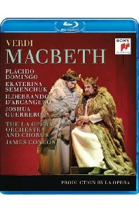 MACBETH/ PLACIDO DOMINGO, JAMES CONLON [베르디: 맥베스 - 도밍고 & 콘론]