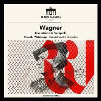 OVERTURES & VORSPIELE/ HIROSHI WAKASUGI [바그너: 관현악 작품집 - 탄호이저 서곡, 리엔치 서곡, 방황하는 네덜란드인 서곡 외]