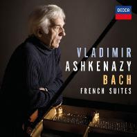 FRENCH SUITES/ VLADIMIR ASHKENAZY [바흐: 프랑스 모음곡 - 아쉬케나지]