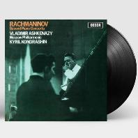 SERGEI RACHMANINOV - SECOND PIANO CONCERTO/ VLADIMIR ASHKENAZY  KYRIL KONDRASHIN [180G LP] [라흐마니노프: 피아노 협주곡 2번 - 아쉬케나지 & 콘드라신]