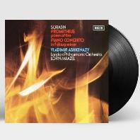 PROMETHEUS-POEM OF FIRE, PIANO CONCERTO/ VLADIMIR ASHKENAZY, DAVID ZINMAN [180G LP] [스크리아빈: 피아노 협주곡, 프로메테우스 - 아쉬케나지 & 마젤]