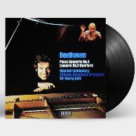 PIANO CONCERTO NO.4 & LEONORA NO.3 OVERTURE/ VLADIMIR ASHKENAZY, GEORG SOLTI [180G LP] [베토벤: 피아노 협주곡 4번, 레오노레 서곡 - 아쉬케나지 & 솔티]