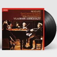 PIANO CONCERTO NO.17 & 21/ VLADIMIR ASHKENAZY [180G LP] [모차르트: 피아노 협주곡 17, 21번 - 아쉬케나지]