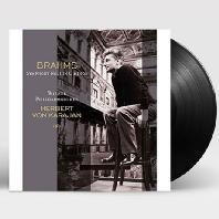 SYMPHONY NO.1/ HERBERT VON KARAJAN [LP] [브람스: 교향곡 1번 C단조 - 카라얀]
