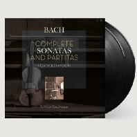 COMPLETE SONATAS & PARTITAS FOR SOLO VIOLIN/ ARTHUR GRUMIAUX [LP] [바흐: 독주 바이올린을 위한 소나타와 파르티타 전곡집 - 아르튀르 그뤼미오]