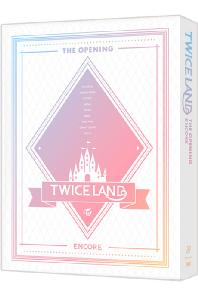 TWICE(트와이스) - TWICELAND: THE OPENING ENCORE [2DVD+MD]