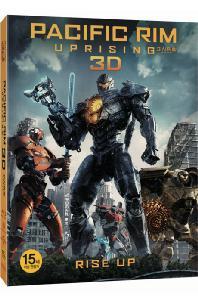 퍼시픽 림: 업라이징 3D+2D [예거 에디션 한정판] [PACIFIC RIM: UPRISING]
