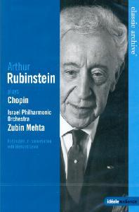 PIANO CONCERTOS/ ARTHUR RUBINSTEIN, ZUBIN MEHTA