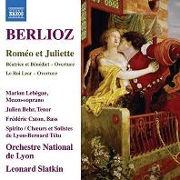 베를리오즈: 극적 교향곡《로미오와 줄리엣》 & 《베아트리체와 베네딕트》 서곡 & 《리어왕》 서곡
