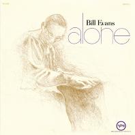BILL EVANS - ALONE [VERVE ORIGINALS]