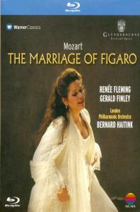 THE MARRIAGE OF FIGARO/ RENEE FLEMING, <!HS>BERNARD<!HE> HAITINK [모차르트: 피가로의 결혼]