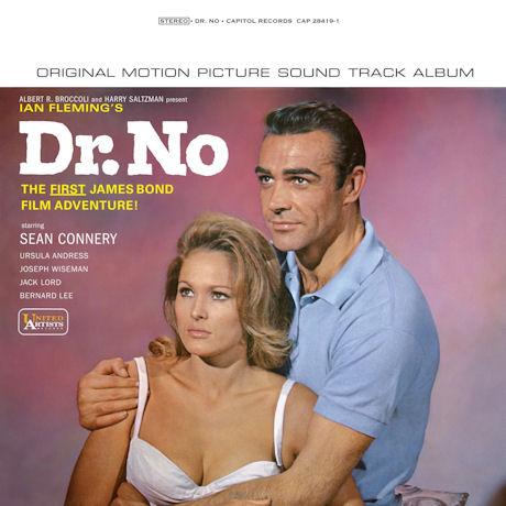 O.S.T - 007 DR.NO [LP] [007 살인번호][EU수입]*