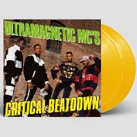 CRITICAL BEATDOWN [180G YELLOW LP]