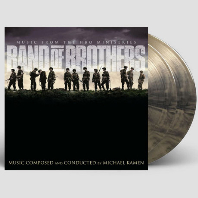BAND OF BROTHERS [밴드 오브 브라더스] [BLACK & GOLD MARBLED] [180G LP]