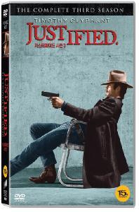 저스티파이드 시즌 3 [JUSTIFIED: THE COMPLETE THIRD SEASON] DVD