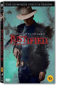 저스티파이드 시즌 4 [JUSTIFIED: THE COMPLETE FOURTH SEASON] DVD