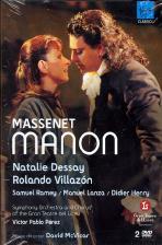 MANON/ NATALIE DESSAY, <!HS>ROLANDO<!HE> VILLAZON, VICTOR PABLO PEREZ [마스네: 마농 - 드세이, 빌라존]