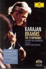 THE SYMPHONIES/ HERBERT VON KARAJAN [브람스 교향곡전집/ 카라얀]