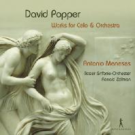 WORKS FOR CELLO & ORCHESTRA/ ANTONIO MENESES, RONALD ZOLLMAN [포퍼: 첼로 협주곡]