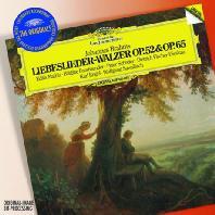 LIEBESLIEDER-WALZER OP.52 & OP.65/ EDITH MATHIS, BRIGITTE FASSBAENDER [THE ORIGINALS]