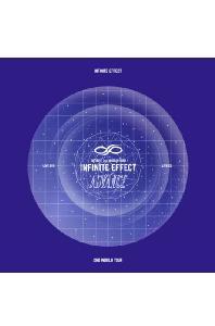 INFINITE EFFECT ADVANCE LIVE: 2ND WORLD TOUR [2DVD+2CD+포토북]