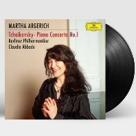 PIANO CONCERTO NO.1/ MARTHA ARGERICH, CLAUDIO ABBADO [180G LP] [차이코프스키: 피아노 협주곡 1번 - 아르헤리치 & 아바도]