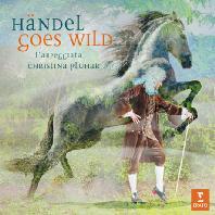 HANDEL GOES WILD [라르페지아타 & 크리스티나 플루하르: 헨델 아리아 편곡집] [딜럭스 한정반]