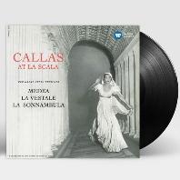 CALLAS AT LA SCALA: HER GREAT OPERA REVIVALS [180G LP] [마리아 칼라스: 라 스칼라의 칼라스 - 1955 스튜디오 리사이틀]