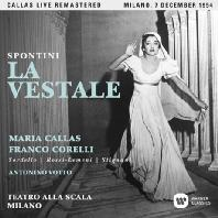 SPONTINI: LA VESTALE/ ANTONINO VOTTO [마리아 칼라스: 스폰티니 베스타의 여사제 - 1954년 밀라노 실황]