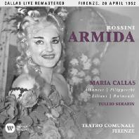 ROSSINI: ARMIDA/ TULLIO SERAFIN [마리아 칼라스: 로시니 아르미다 - 1952년 피렌체 실황]
