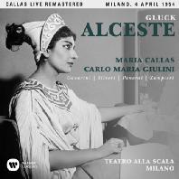 GLUCK: ALCESTE/ CARLO MARIA GIULINI [마리아 칼라스: 글룩 알체스테 - 1954년 밀라노 실황]