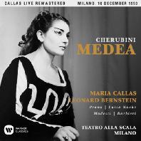 CHERUBINI: MEDEA/ LEONARD BERNSTEIN [마리아 칼라스: 케루비니 메데아 - 1953년 밀라노 실황]