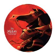SONGS FROM MULAN [뮬란] [PICTURE LP]