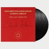 THE LAST CONCERT/ BERLINER PHILHARMONIKER [클라우디오 아바도의 베를린 필 마지막 콘서트] [LP] [한정반]
