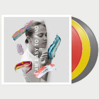 I AM EASY TO FIND [LIMITED DELUXE] [RED+YELLOW+GREY] [LP]