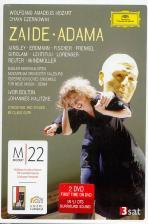 M 22: ZAIDE/ ADAMA/ <!HS>JOHANNES<!HE> KALITZKE