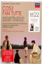 M 22: COSI FAN TUTTE/ MANFRED HONECK