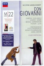 M 22: DON GIOVANNI/ <!HS>DANIEL<!HE> HARDING [모차르트: 돈 지오바니]