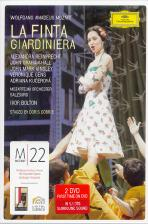 M 22: LA FINTA GIARDINIERA/ IVOR BOLTON