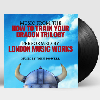 MUSIC FROM THE HOW TO TRAIN YOUR DRAGON TRILOGY [드래곤 길들이기 트릴로지] [한정반] [LP]
