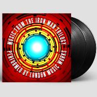 MUSIC FROM THE IRON MAN TRILOGY [아이언 맨 트릴로지] [손글씨 넘버링 한정반] [LP]