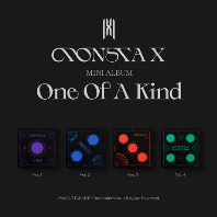 ONE OF A KIND [4종 세트]