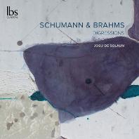 DIGRESSIONS/ JOSU DE SOLAUN [슈만: 다비드 동맹 무곡집 & 브람스: 세 개의 간주곡, 여섯 개의 피아노곡집 - 호수 데 솔라운]