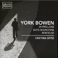 24 PRELUDES, SUITE MIGNONNE/ CRISTINA ORTIZ [보웬: 24개의 전주곡, 피아노 모음곡 4번 외]
