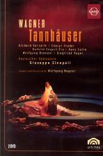 TANNHAUSER/ GIUSEPPE SINOPLI [바그너: 탄호이저 - 시노폴리]