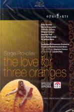 THE LOVE FOR THREE ORANGES/ LAURENT PELLY][프로코피에프: 세개의 오렌지의 대한 사랑]