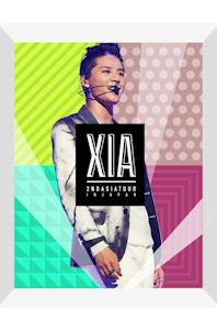 INCREDIBLE: XIA 2ND ASIA TOUR IN JAPAN [3DVD+포토북]