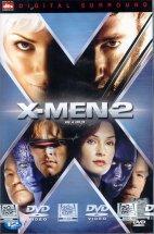 엑스맨 2 [X-MEN 2] [13년 11월 폭스 더 울버린 출시기념 프로모션] [1disc]